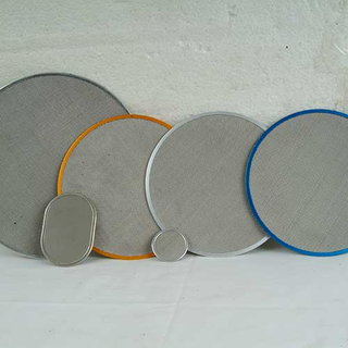 Stainless Steel filter Discs