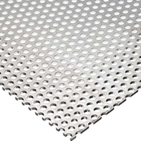 Aluminium Perforated Metal Mesh